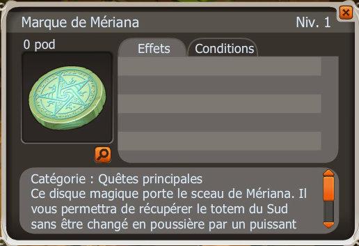 Tutoriel : Obtention du Dofus Turquoise Marque10