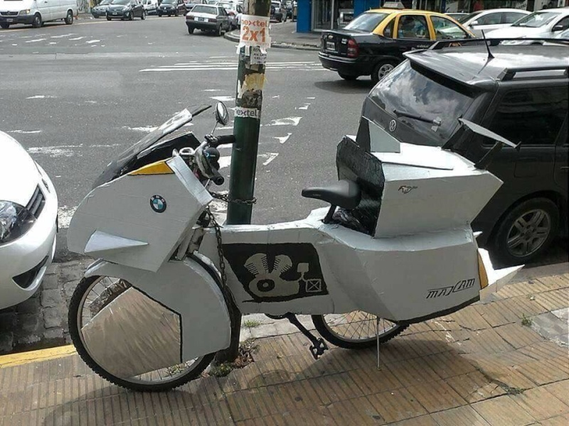 --- Scooter BMW écologique !!! --- Image15
