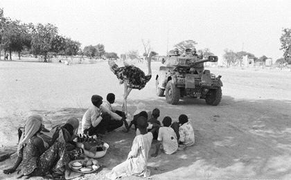 TCHAD le 11 OCTOBRE 1970 Tchad112