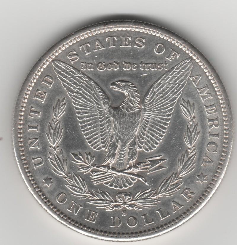 Estados Unidos. 1 Dollar Morgan. 1880 360_210