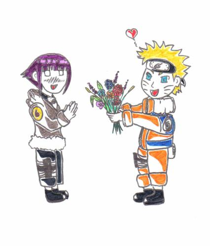 Naruto et Hinata (chibi) 10485610