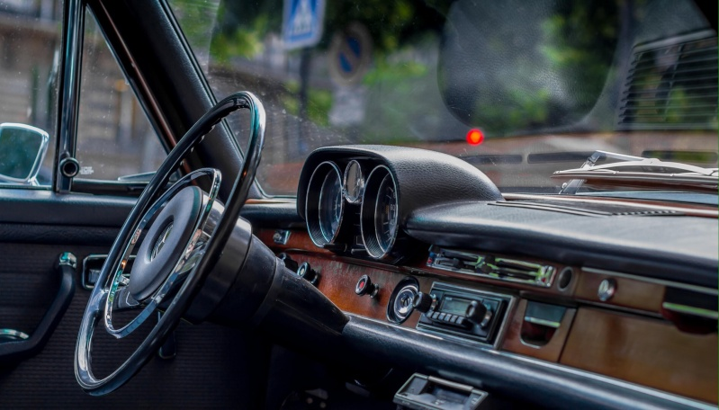 Ma Mercedes W108 280 SE 3.5 Zihk3610