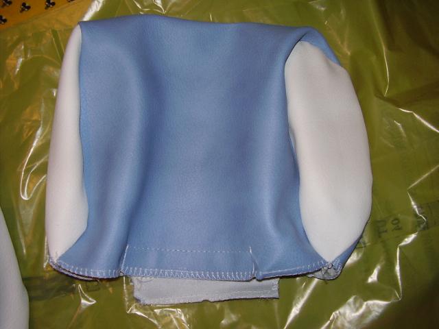 vends housse en sky  tuning bleu et blanche pour 306 Pa100012