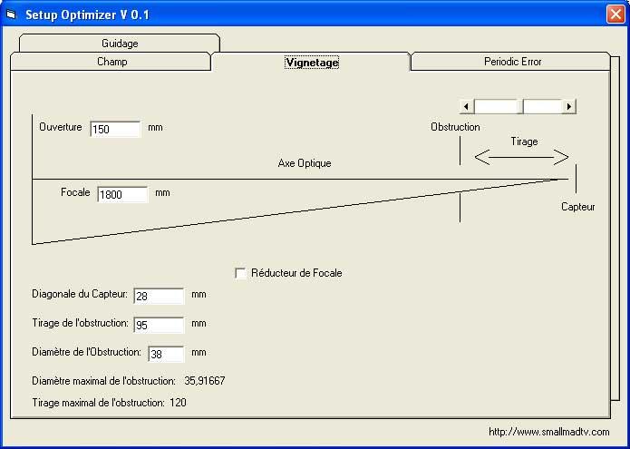 Astro Setup Optimizer Beta 0.3 Screen10