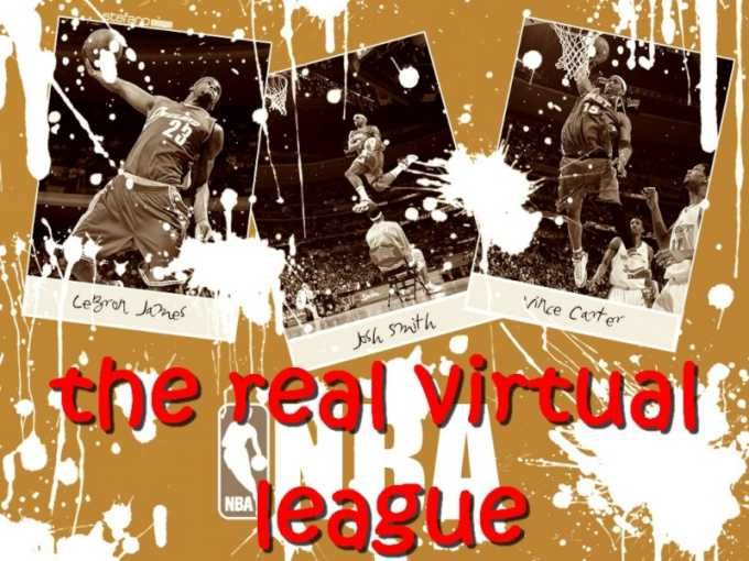 THE REAL VIRTUAL LEAGUE