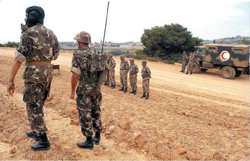 القوات البرية الجزائرية - صفحة 2 Croico11