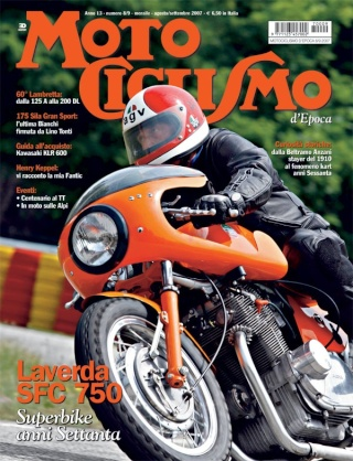 LAVERDA : Betes de course Laverd10
