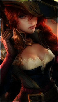 (Ancienne) Miss Fortune