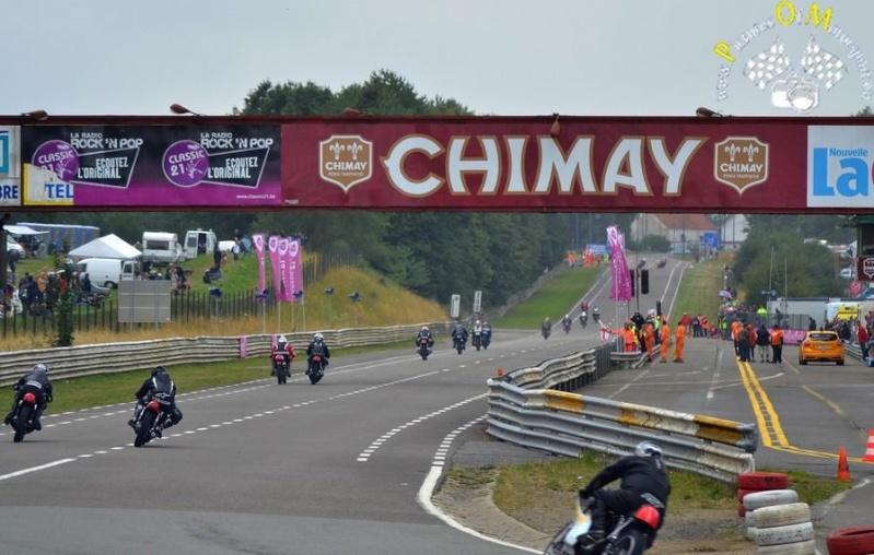 [Road Racing] Classicbike à CHIMAY W10