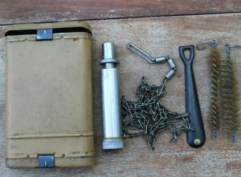 RG34 sable pour Mauser Screen10