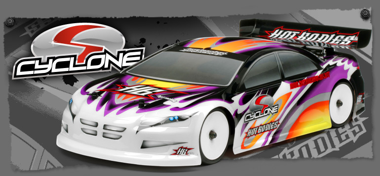 Cyclone S Moore Speed RTR 6640210