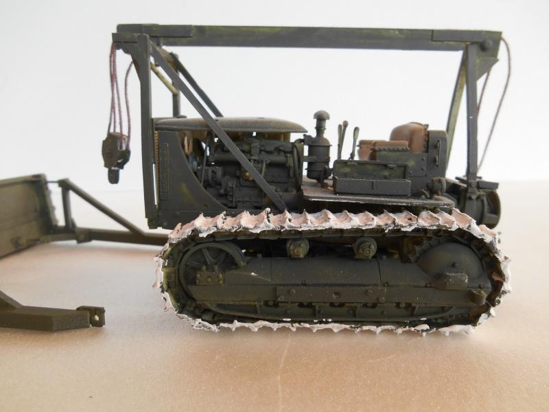 US Army Tractor Dozer Blade [Miniart 1/35] -Terminé- Bull_d11