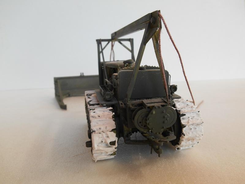 US Army Tractor Dozer Blade [Miniart 1/35] -Terminé- Bull_d13