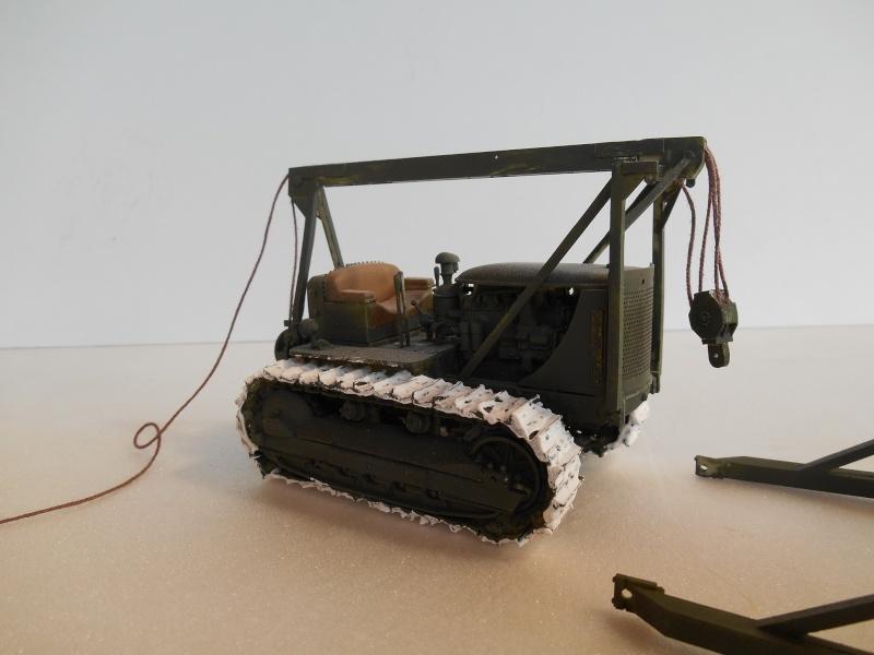 US Army Tractor Dozer Blade [Miniart 1/35] -Terminé- Bull_d15