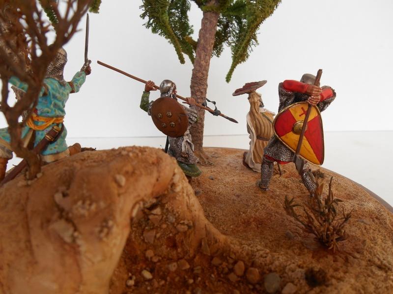Les figurines de ma femme (5) - Embuscade en Syrie - 54mm R40-em16
