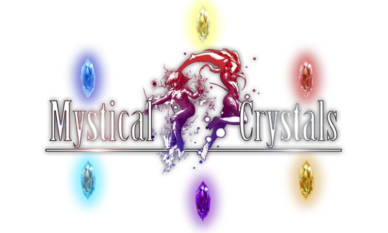 Projet Mystical Crystals
