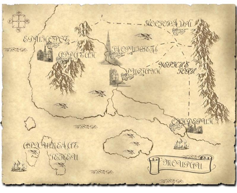 Карта Мира Kelenc10