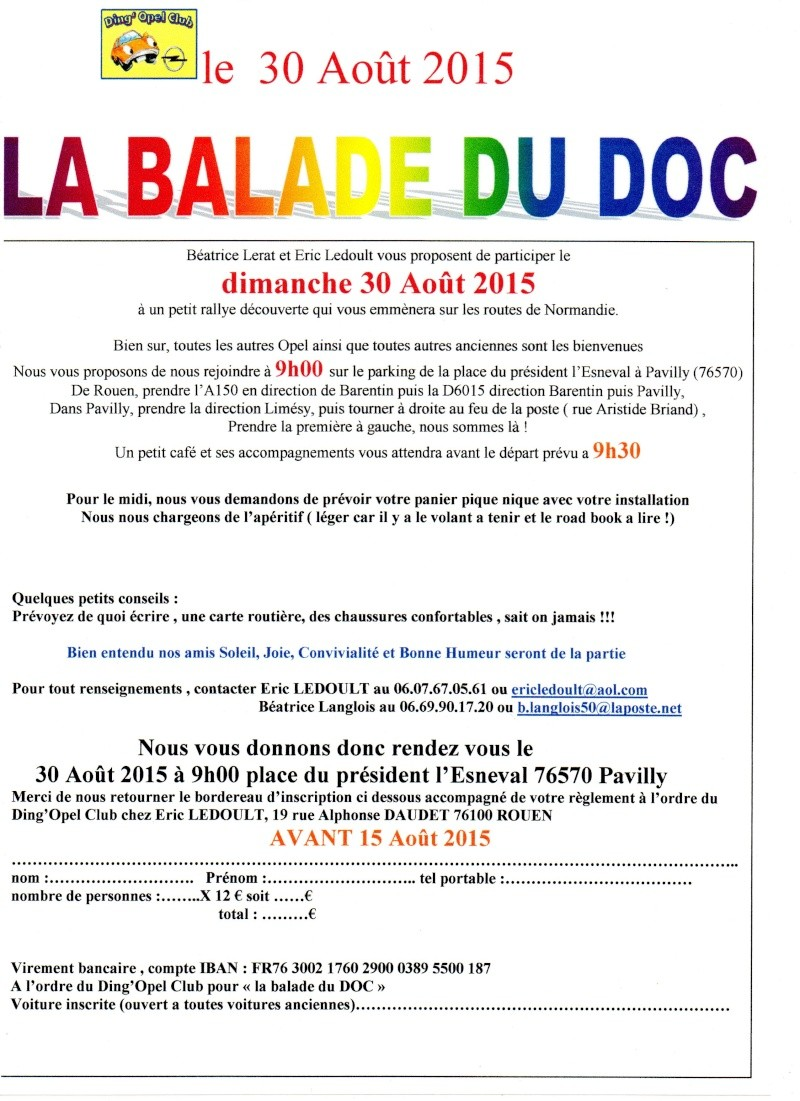 la balade du DOC 2015 Balade10