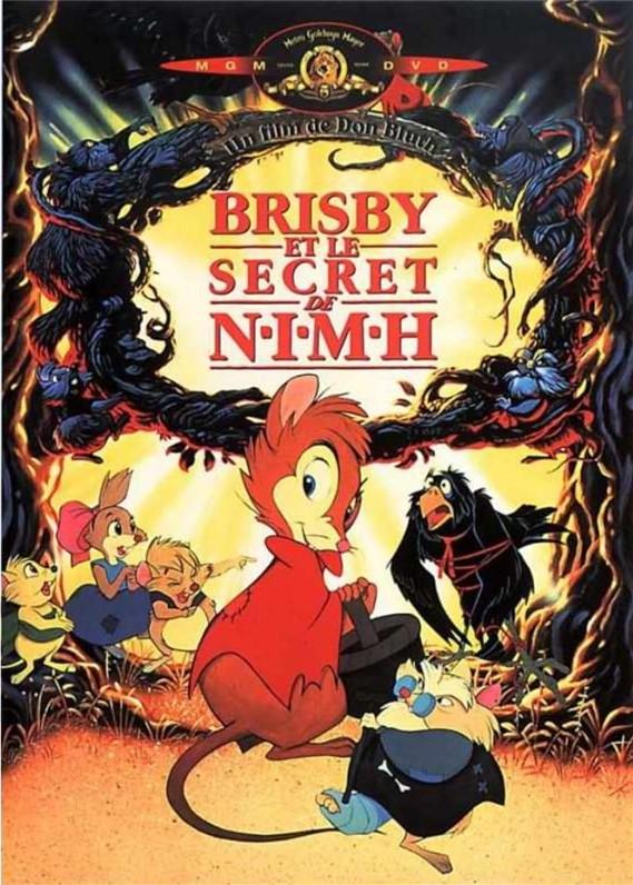 [Sullivan Bluth] Fievel et le Nouveau Monde (1982) / Brisby et le Secret de NIMH (1986) Brisby10