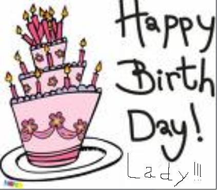 Joyeux anniversaire Lady Happy10