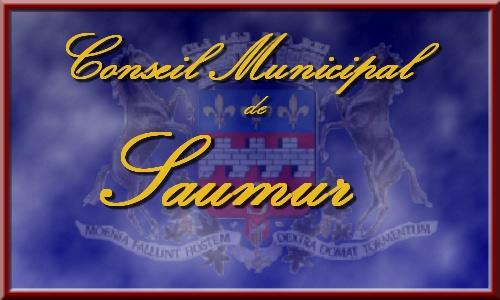 Conseil municipal de saumur