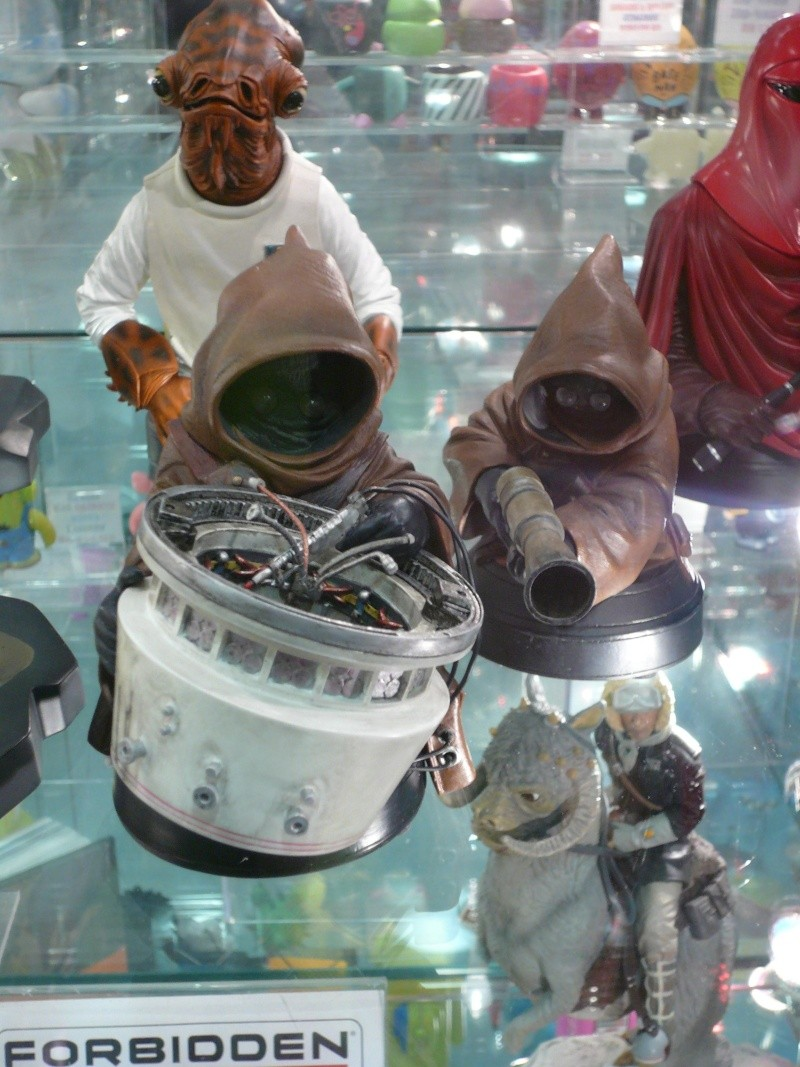 Jawas 2-pack Mini bust P1010113