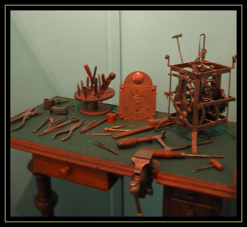 Visite à Vienne : musée de l'horlogerie Img_4212