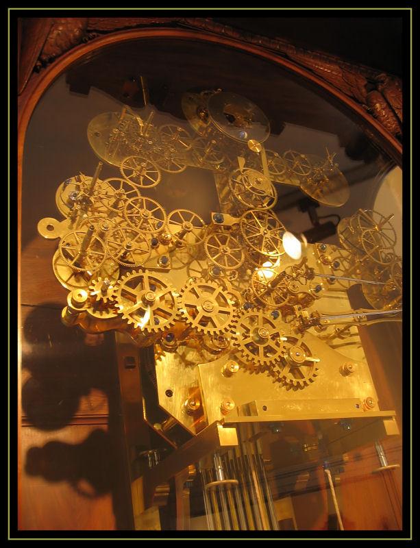 Visite à Vienne : musée de l'horlogerie Img_4226