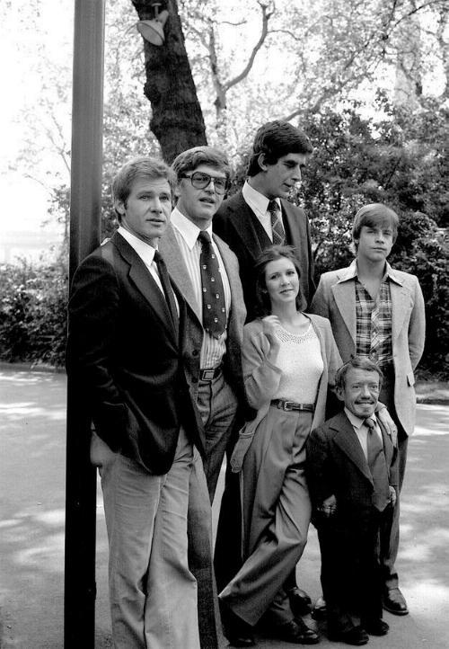 Star Wars - Vintage - Photos d'époque. - Page 4 Starwa10