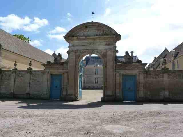 Jardin Château de Brecy P1140810