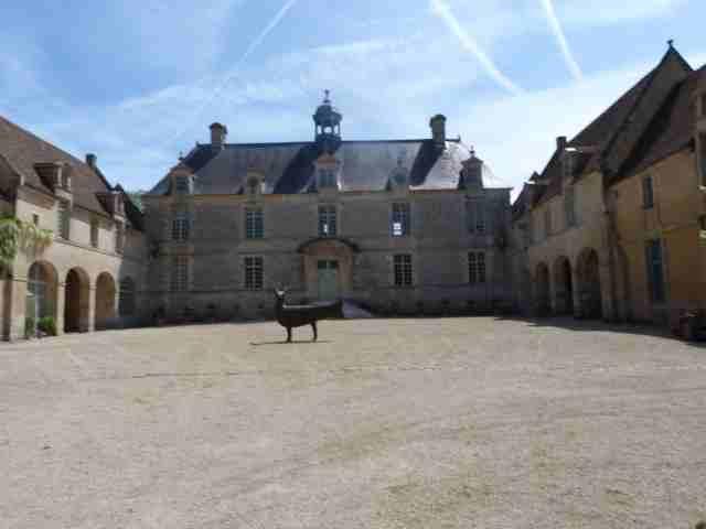 Jardin Château de Brecy P1140812