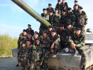 Les chasseurs de la PMD XL de Mourmelon