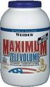 NOUVEAUX PRODUITS WEIDER Maxvol10