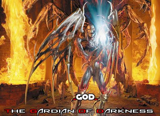 The gardian of darkness