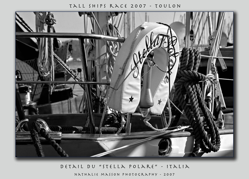 Les photos d'accastillage et de détails... Stella11