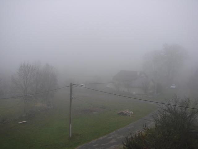 Le temps à Madelonnet du mois de novembre 2007 130