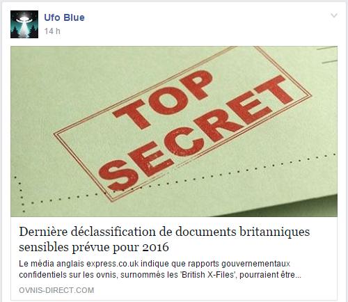 Dernière déclassification de documents britanniques sensibles - |Groupe Facebook] 310