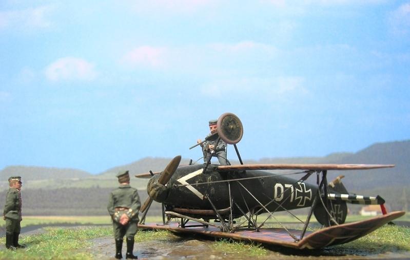 Albatros D-Va Ernst Udet 1/72 Albatr16