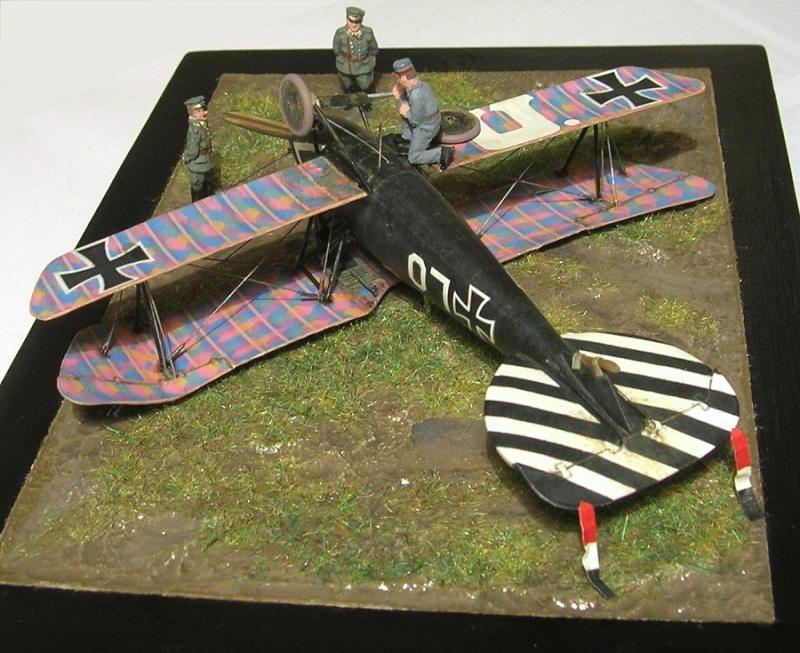 Albatros D-Va Ernst Udet 1/72 Albatr19