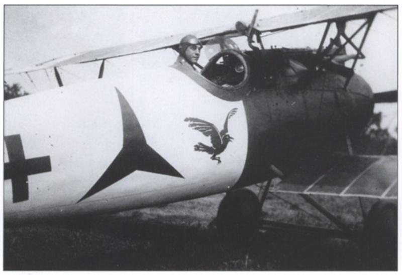 Albatros D-Va Jasta 18 1/72 Albatr25