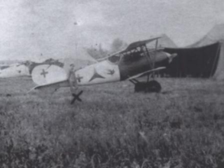 Albatros D-Va Jasta 18 1/72 Albatr26