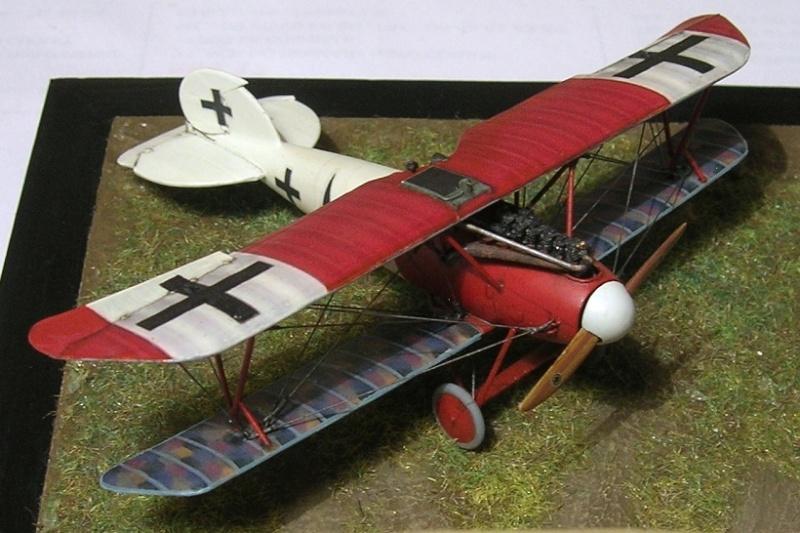 Albatros D-Va Jasta 18 1/72 Albatr33