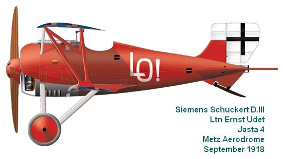 Siemens-Schukert D-III, Eastern Express 1/72 Doc_dy11