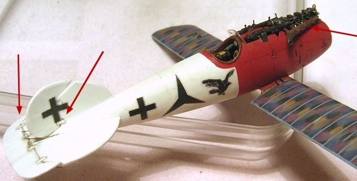 Duo d'Albatros D-Va, Roden 1/72 - Page 3 Montag14