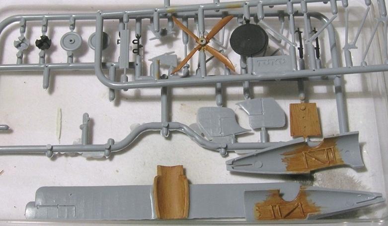 Siemens-Schukert D-III, Eastern Express 1/72 Montag33