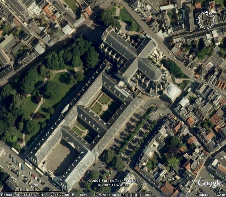 Edifices religieux - Page 3 Arras10