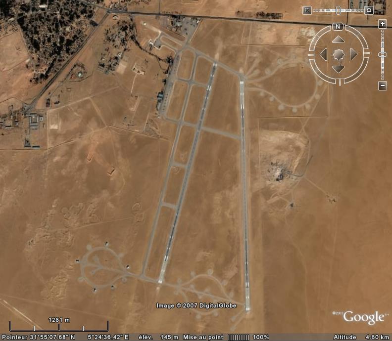 Topic des bases de l'armée de l'air/US air force etc... - Page 38 Ouargl10
