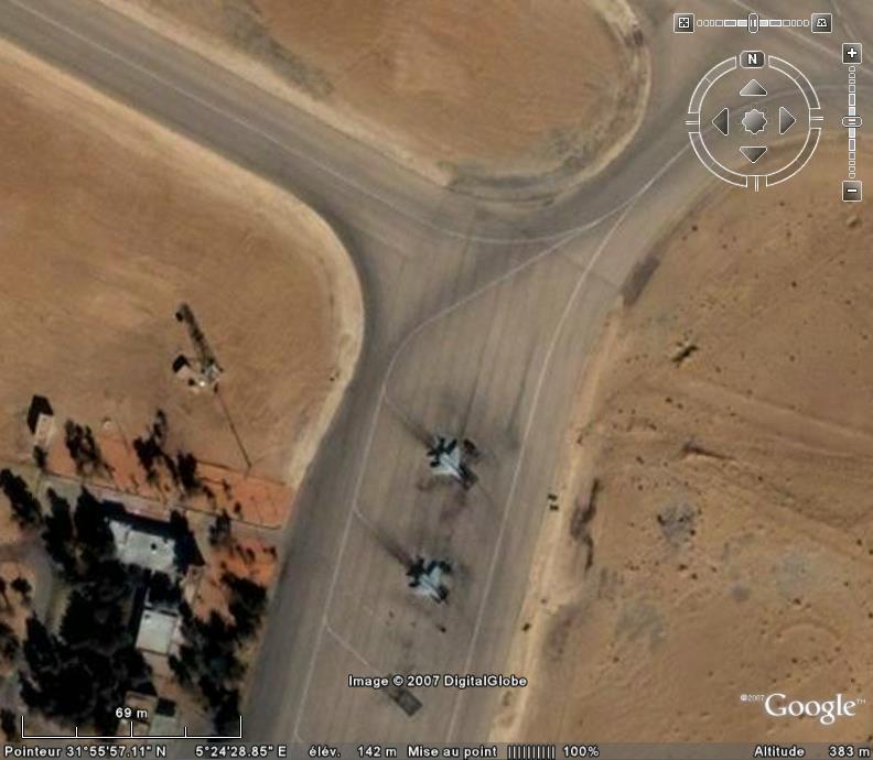 Topic des bases de l'armée de l'air/US air force etc... - Page 38 Ouargl12