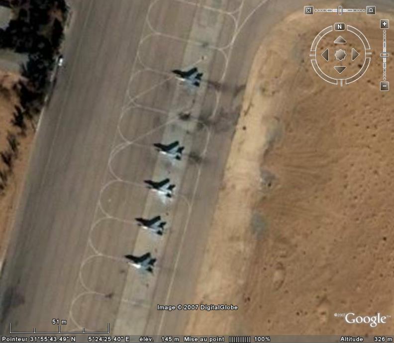 Topic des bases de l'armée de l'air/US air force etc... - Page 38 Ouargl13