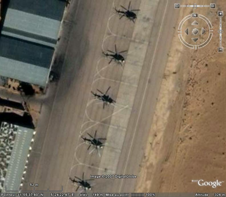 Topic des bases de l'armée de l'air/US air force etc... - Page 38 Ouargl14